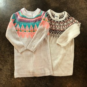 4T Sweater Dresses